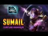 SumaiL 7500MMR Shiva's Templar Assassin Gameplay Dota 2