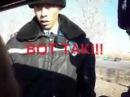 Гаишник Отморозок из Казахстана, Астана   НОВЫЕ ВИДЕО про ГАИ ДПС ИДП 2013