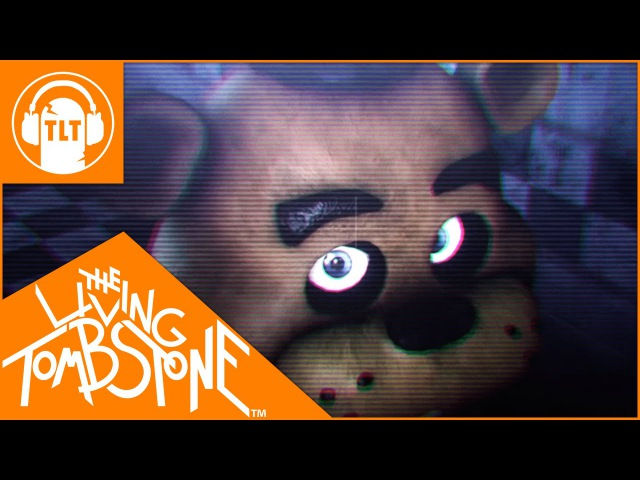 Five Nights at Freddys 3 Song (Feat. EileMonty Orko) - Die In A Fire (FNAF3) - Living Tombstone