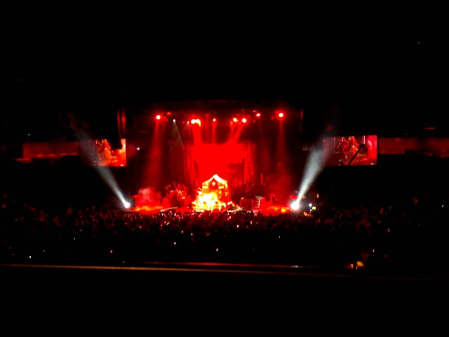 3 In This Moment Blood LIVE 10 8 15 Fueld by Monster Energy Tour