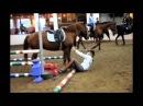 Думаешь конный спорт это легко Тогда смотри