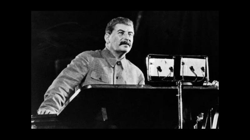 Discurso de Stalin anunciando a vitória soviética em 9/5/1945