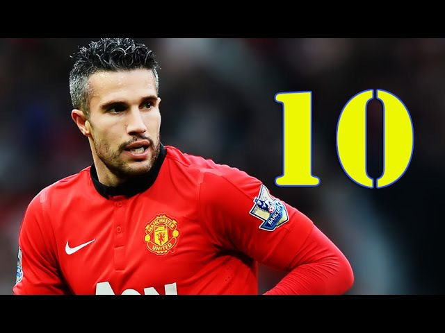 Robin Van Persie ● Top 10 Ultimate Goals Ever of His Career