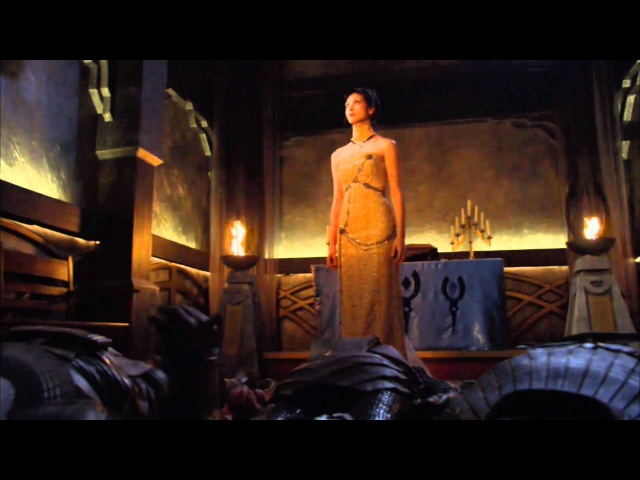 Baby's Eyes music video Stargate SG1 Morena Baccarin