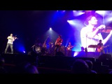 5a sinfonia de Bethoven play by David Garrett and his band in Sao Paulo ( 250715 )