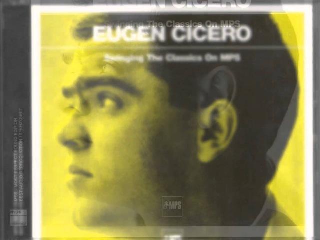 Eugen Cicero - Etude G Sharp Minor (La Campanella) by Franz Liszt