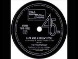 Temptations - Papa Was A Rollin' Stone (Dj ''S'' Bootleg Bonus Beat Extended Re-Mix)