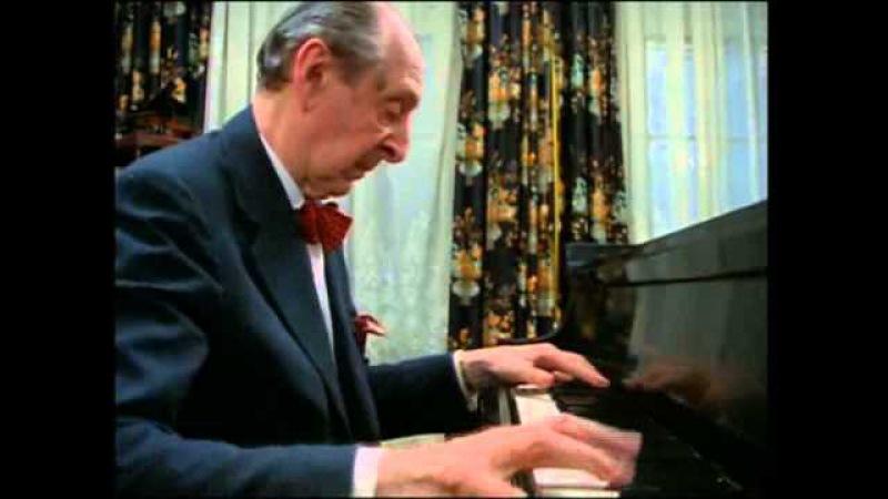 Vladimir Horowitz - Liszt - Au Bord d'une Source