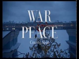 War and Piece / Война и Мир (BBC 2016) Promo Промо Trailer Трейлер 1 Серия Сезон 0 1 2 3 4 5 6 7 8 9 10