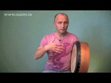 Bodhran Lesson 1 How To Hold The Bodhran And Stick + Basic Stroke Making