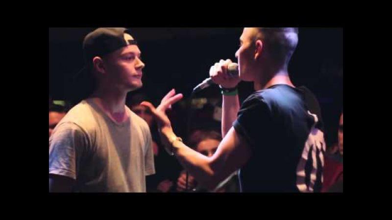 Redo VS Obladaet - Grime Clash[БЕЗ РЕЛОУДОВ] - LVL UP