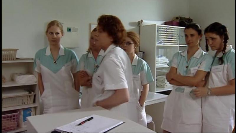 Больница на окраине города. 20 лет спустя. 1-я серия. ЧССР