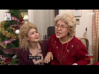[SHOW] 160430 Secret: Хёсон @ tvN SNL Korea