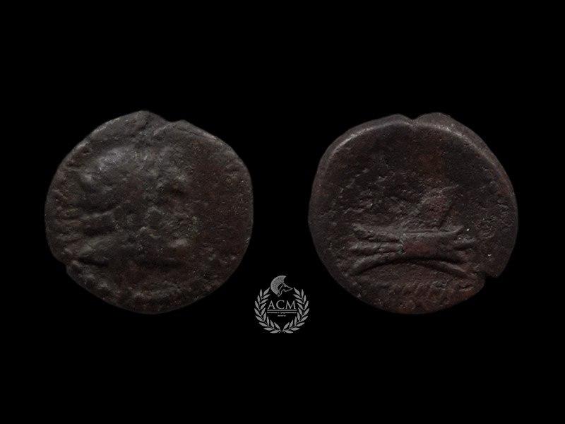 АЕ17. Финикия. II в. до н.э.