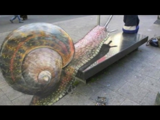 Best of 3D Street Art Illusion - Episode 1 - HD