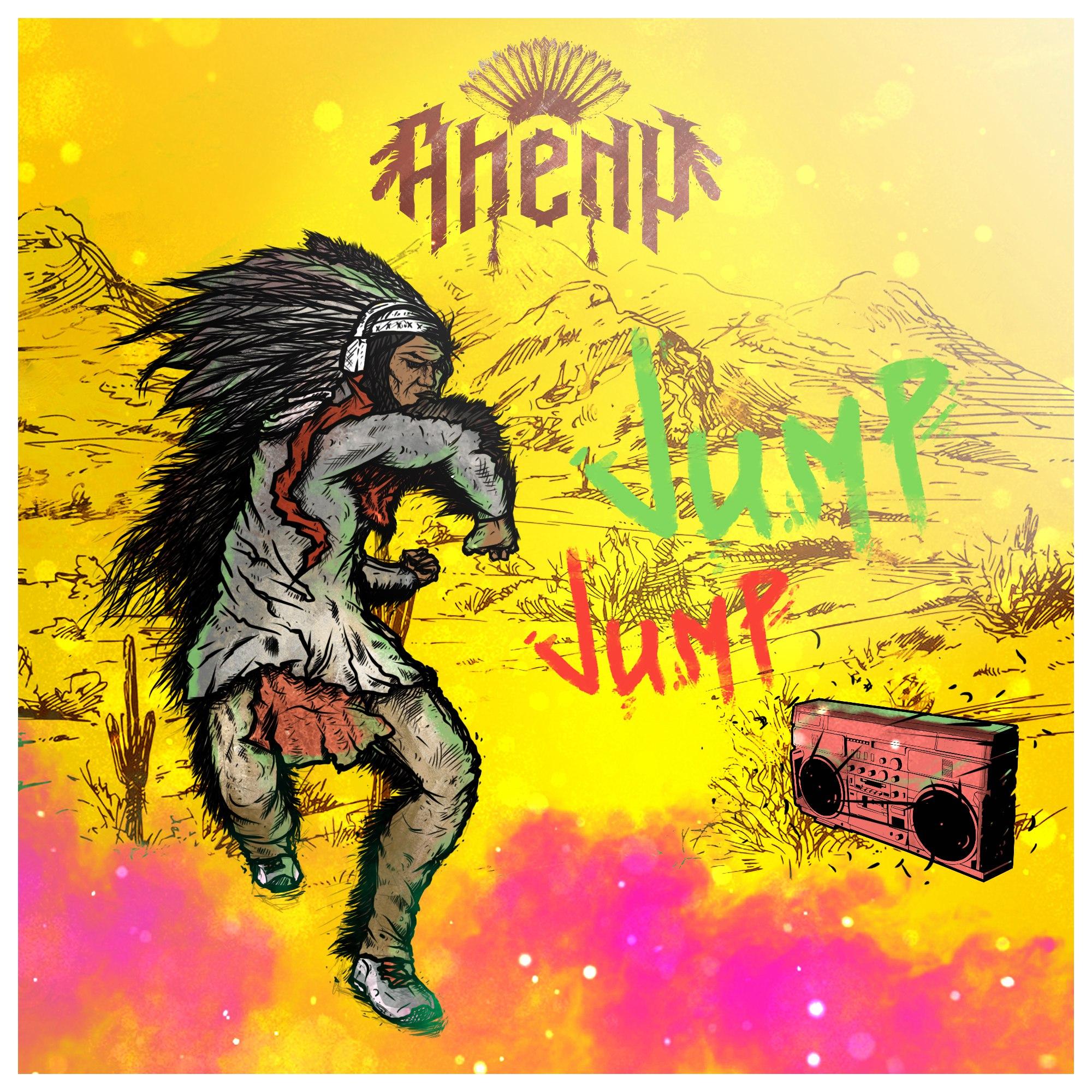 Новый альбом AHENU - Jump Jump