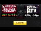 Хиробрин vs Слендермен.Эпичная Рэп Битва в Майнкрафте 2 сезон!