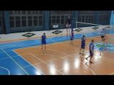 Волейбол. Новогодний кубок 2016. Мужчины. Олимп-1-ПЧ-63.ч.4