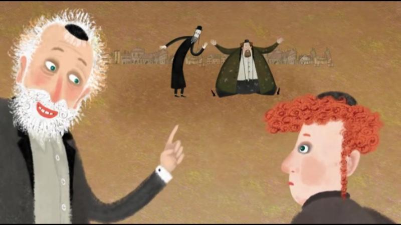 Горá Самоцвéтов. Представьте себе (еврейская сказка), режиссёр Елена Касавина. 2013г. Росиия