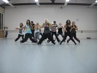 Jennifer Lopez - On the Floor - Choreography by Jasmine Meakin (Mega Jam)
