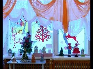 В детские сады Первоуральска приходит Новогодняя сказка. Её создают сами воспитатели и их подопечные.