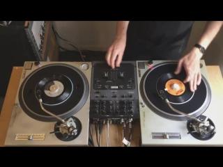 DJ Mark N  Bloody Fist Records Throwdown Vol.1 (Breakbeats)