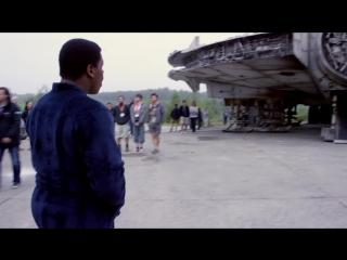 Звёздные войны Пробуждение силы/Star Wars: Episode VII - The Force Awakens (2015) О съёмках №5
