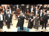 Верди «Аида». Опера в концертном исполнении поклоны Дирижёр – Зубин Мета оркестр и хор MAGGIO MUSICALE FIORENTINO (Италия)