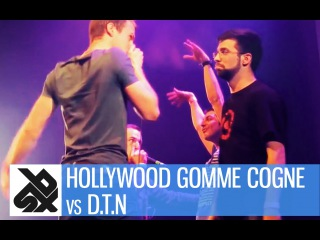 HOLLYWOOD GOMME COGNE vs D.T.N | French Beatbox Championship 2015 | FINAL TAG TEAM