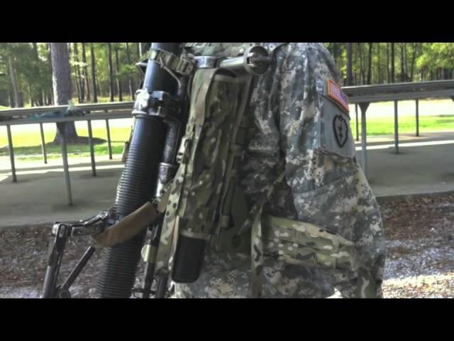 Bull Dog Equipment 60mm Mortar Pack