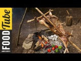 Spit Roast Lamb Hunter Gather Cook