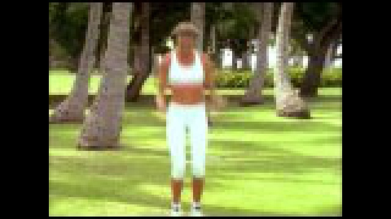 Karen Voight The Body Workout With Elle Macpherson