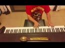 Бременские музыканты Ой ля ля Завтра грабим короля (говорят мы бяки буки) пианино кавер