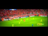 Marc-Andre ter Stegen Incredible 3 Saves vs Bayern Munich 12/5/2015