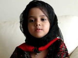4 year Maryam Masud Laam recites Surat Al-Mulk