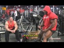 Treinar VS Puxar Peso Kai Greene Demonstra