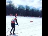 """Travel bloggers ✈️🌎 on Instagram: """"Trop le fun le @skitourca à Montréal ! Les hommes vont commencer la 2ème étape de la compétition ! 🎿🇨🇦 What a day at the #CanadaSkiTour! I"""