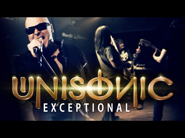 Unisonic 'Exceptional' Official Music Video New album 'Light Of Dawn' OUT AUGUST 2014