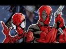 ТОП-10 супергероев (по мнению ДЭДПУЛА)