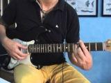 La Vie En Rose_Grace Jones Version_Guitar Lesson