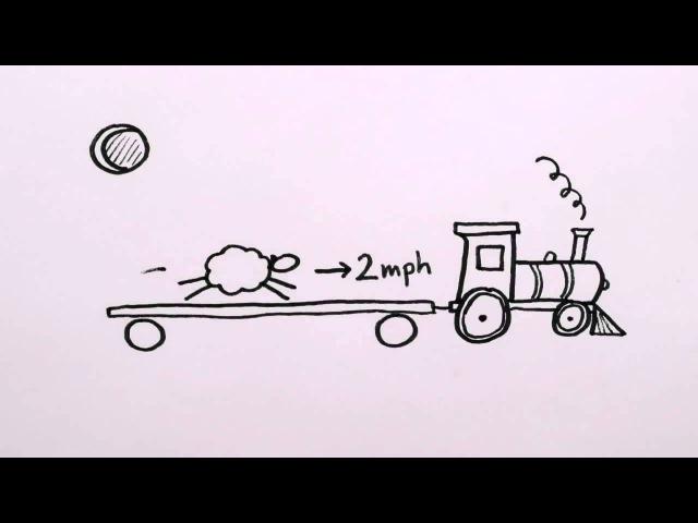 MinutePhysics - влияние гравитации на свет