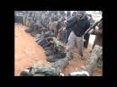 Расстрел в Сирии пленных армян без цензуры 18+