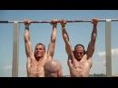 Сергей Бадюк и Денис Минин Workout в массы