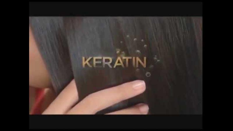Кератиновое восстановление и ламинирование волос Estel DeLuxe Keratin