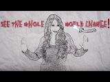 ERIKA - See The Whole World Change (Lyrics Video)