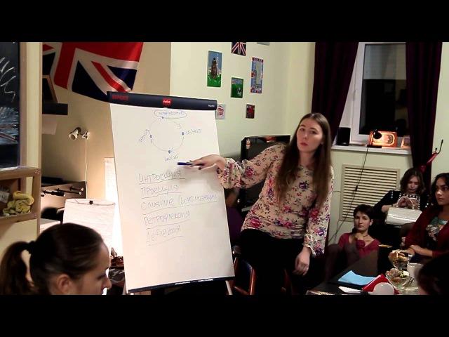 Анастасия Долганова - Лекция о телесных симптомах, Часть 2