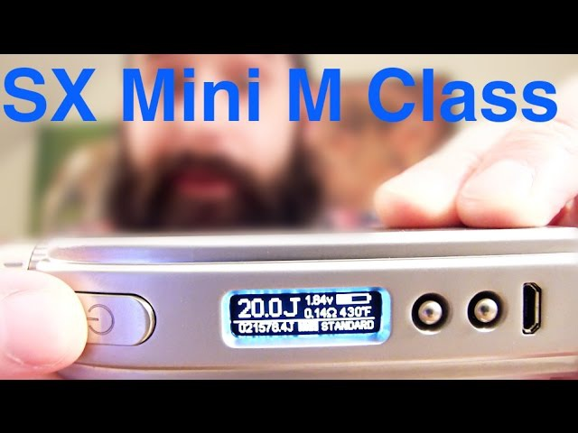 First Look Yihi SX Mini M Class/ Arctic Coil Heads Revisit