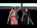 A Muslim and Jewish girl's bold poetry slam