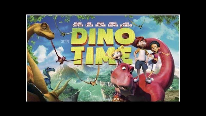 Tecknade filmer på svenska - Dinosauriernas Tid - Tecknade filmer 2015 - Tecknade filmer för barn