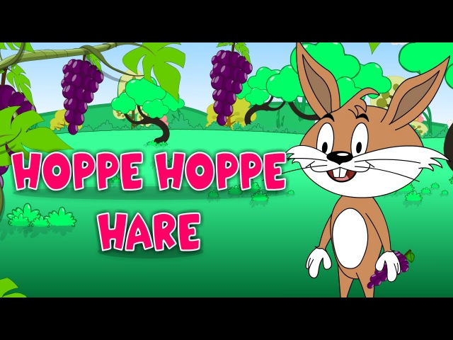 Barnsånger på svenska | Hoppe hoppe hare, Imse vimse spindel med mera